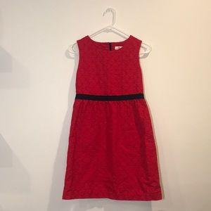 Vineyard Vines red dress
